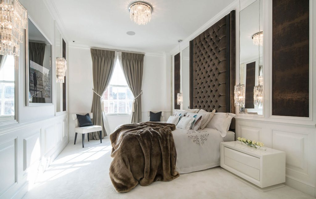 Park Lane bedroom
