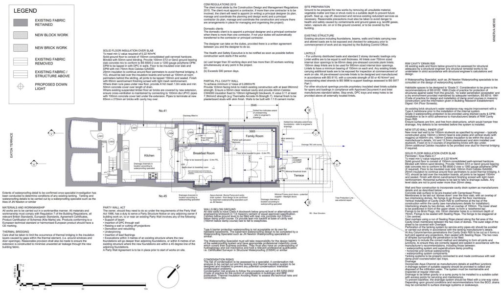 Planning Permission & Listed Consent