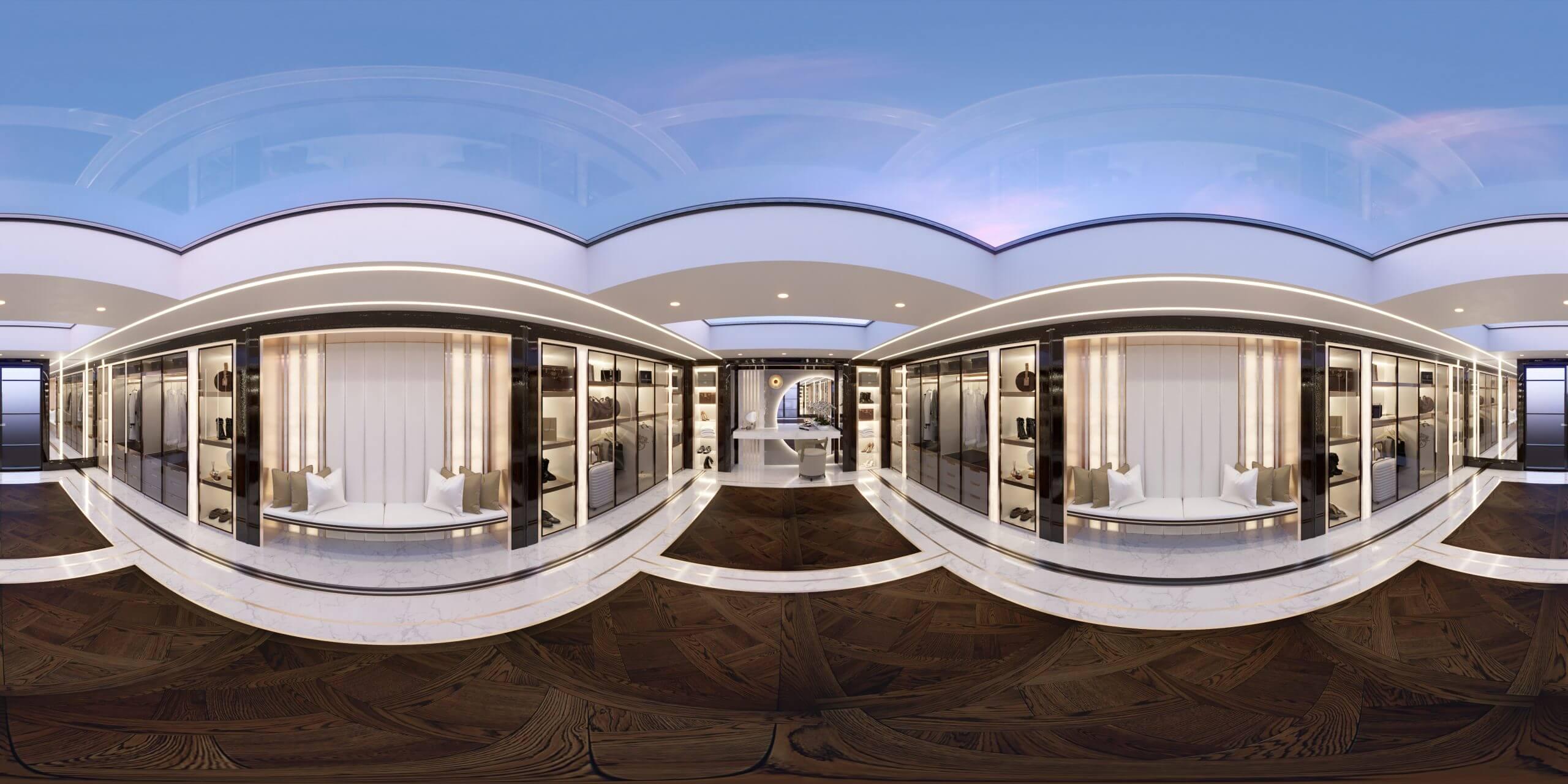 Reception Kitchen design