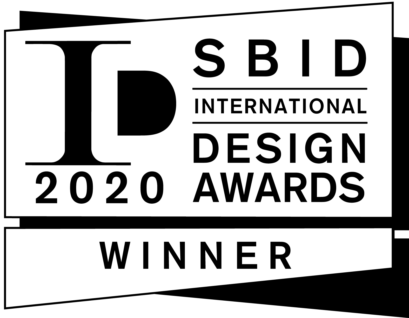 SBID Awards 2020 Winner Logo