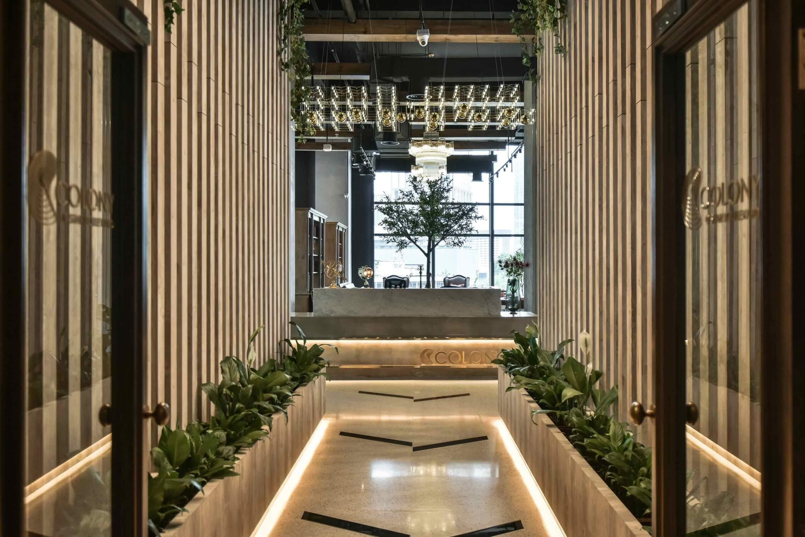 Star Boulevard interior design