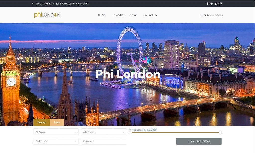 Phi London